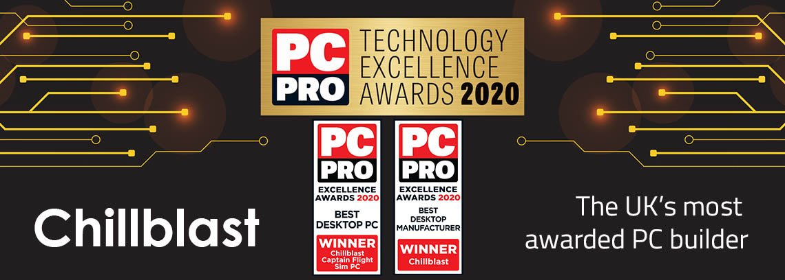 Best PC Manufacturer UK Award