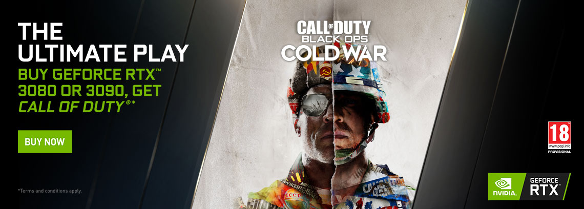 Call of Duty Cold War Bundle