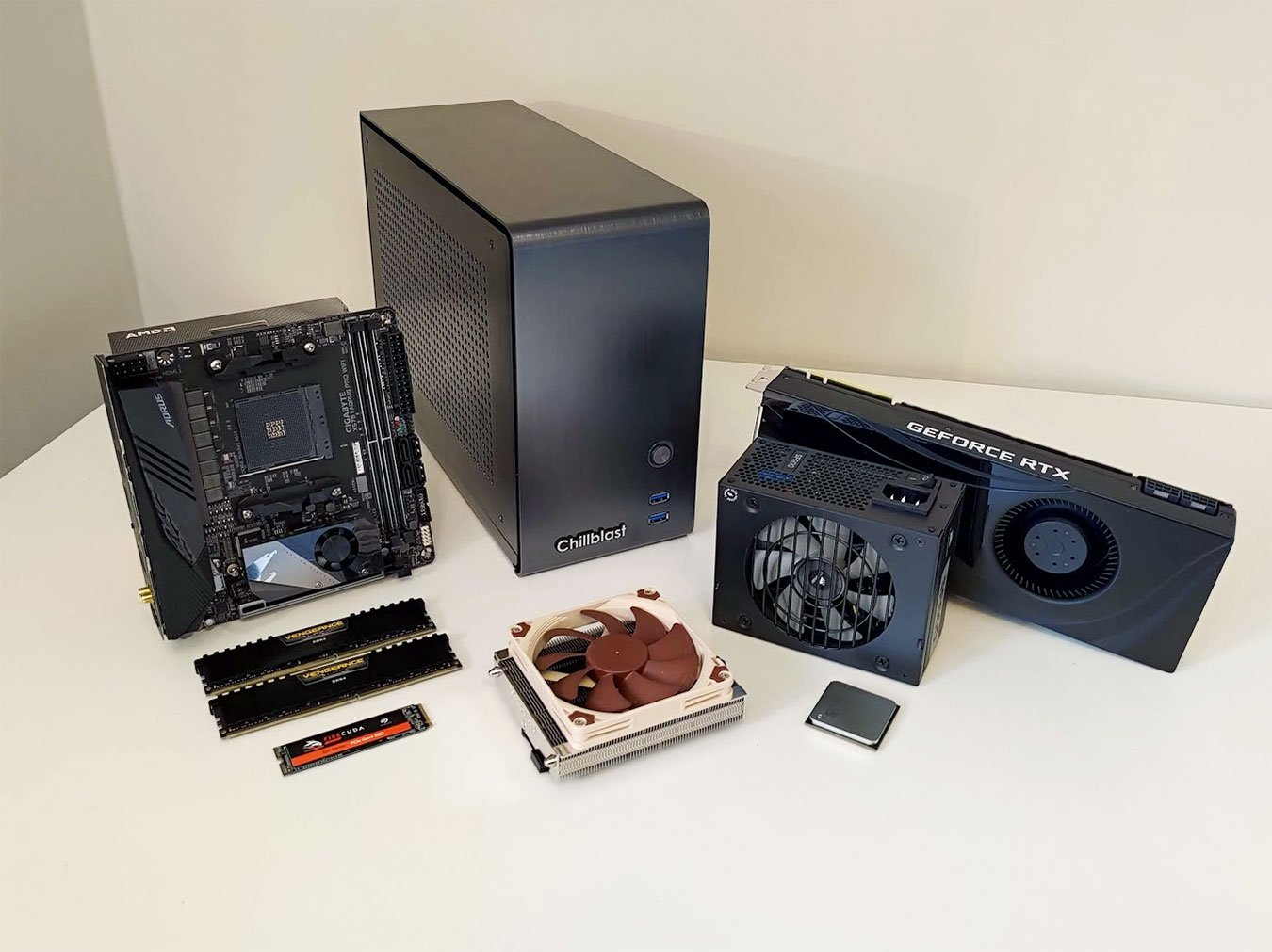 The Ultimate Small Form Factor PC - Components Unboxed