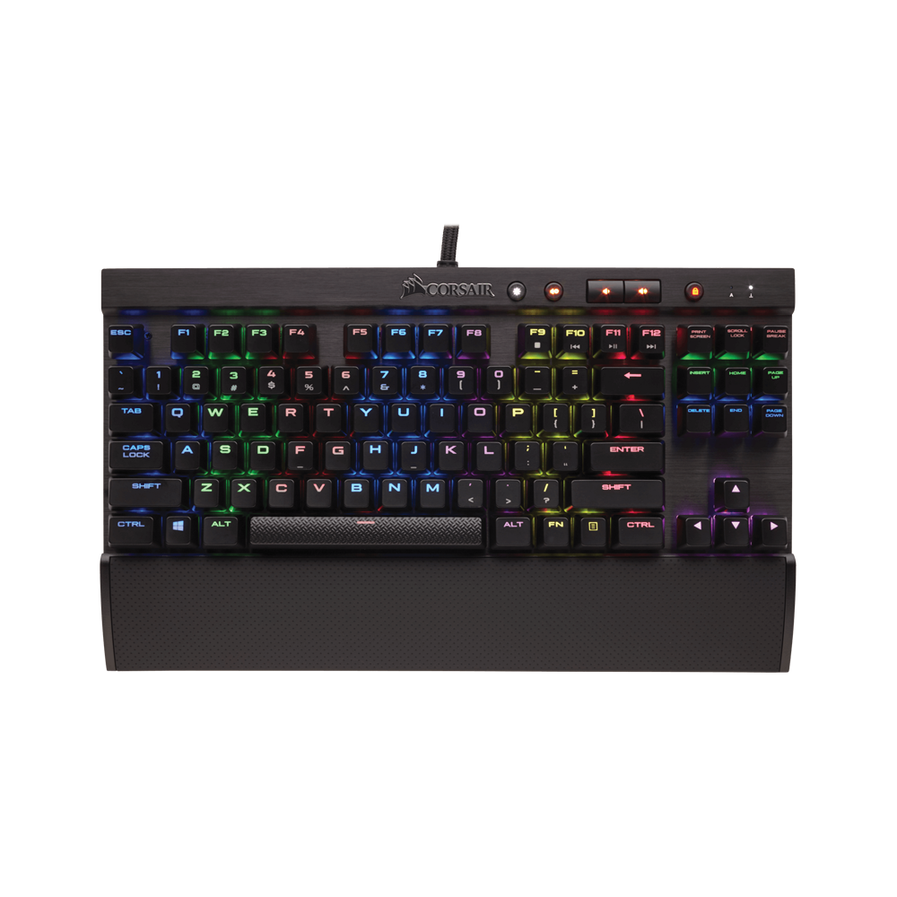 Corsair K65 RGB Rapidfire Compact Mechanical Gaming Keyboard