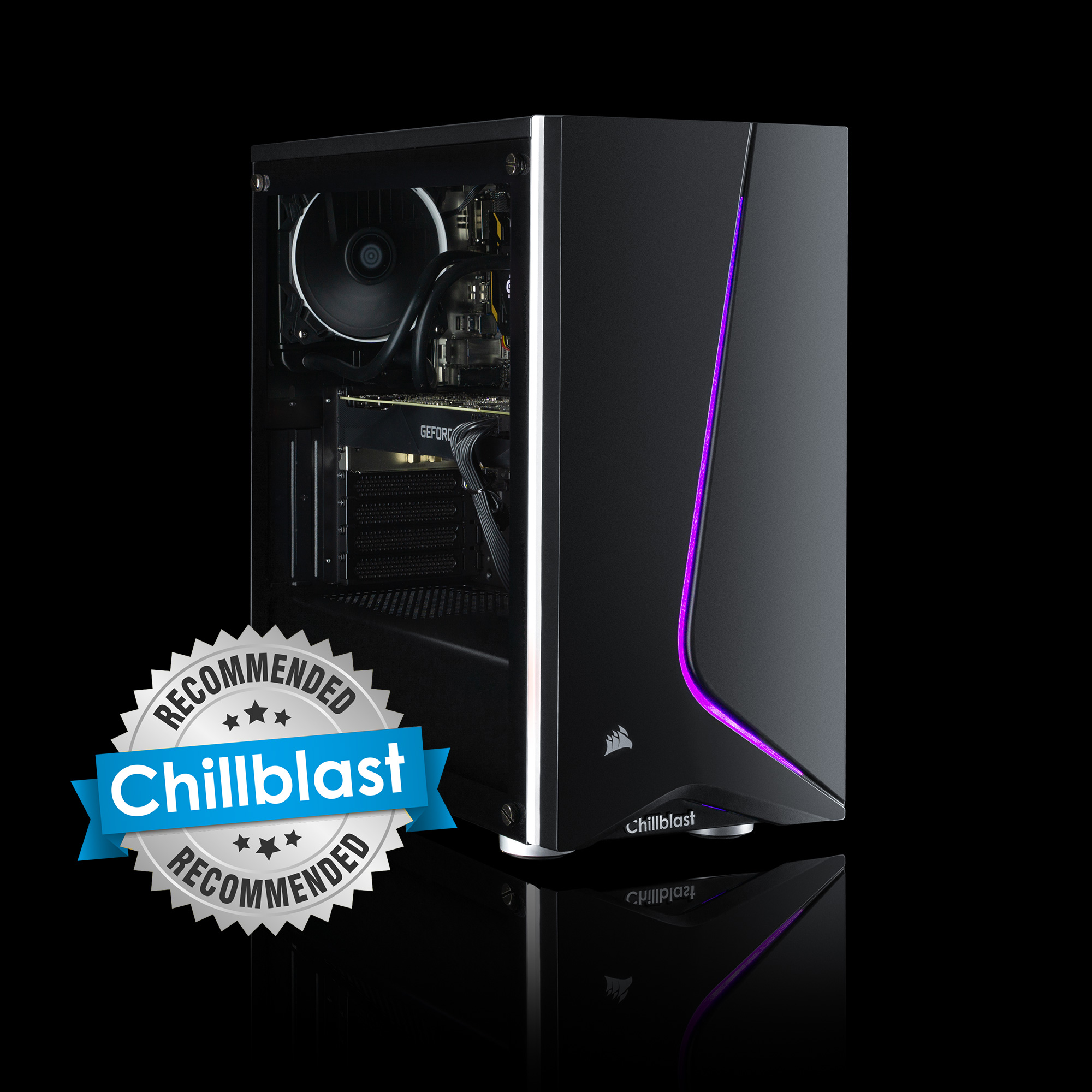 Chillblast Recommended: Fusion RTX 2070 Custom Gaming PC