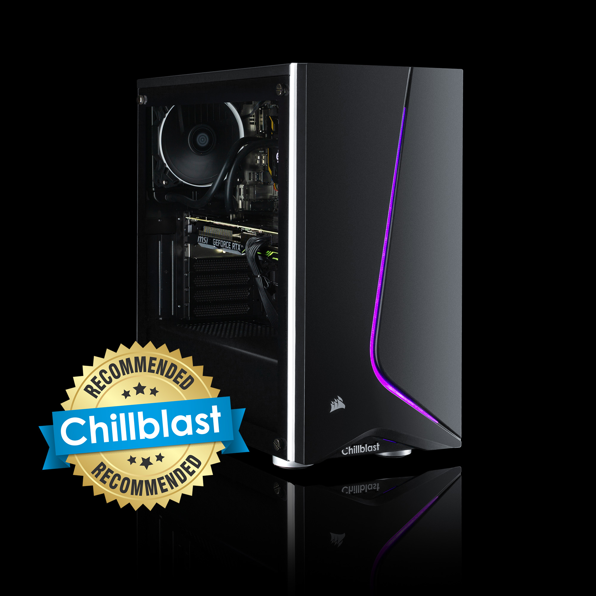Chillblast Recommended: Fusion RTX 2080 Custom Gaming PC