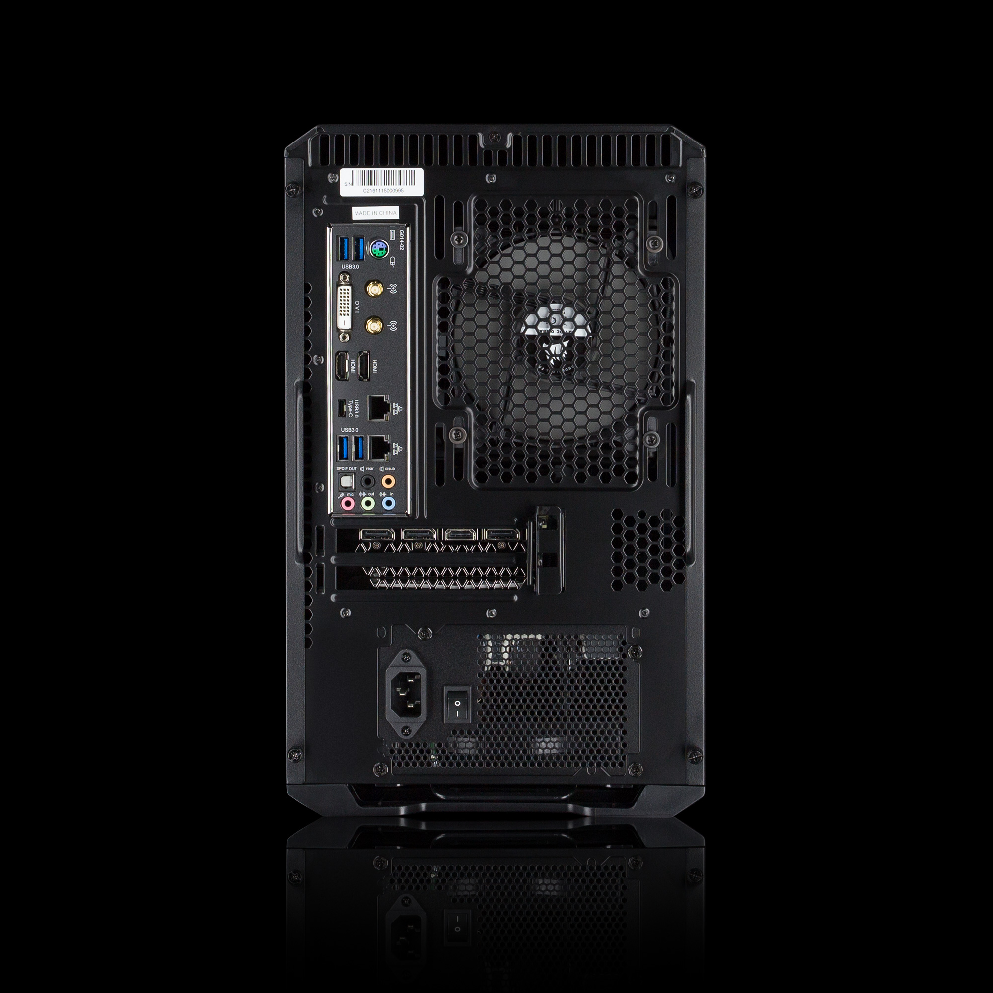 Chillblast Fusion Wolf RTX 2080 Gaming PC available for Next Day