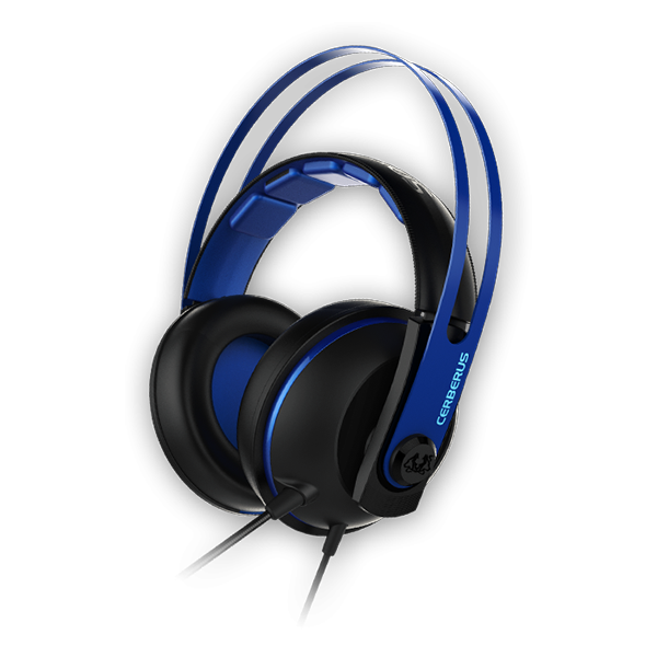 Asus Cerberus Gaming Headset - Blue