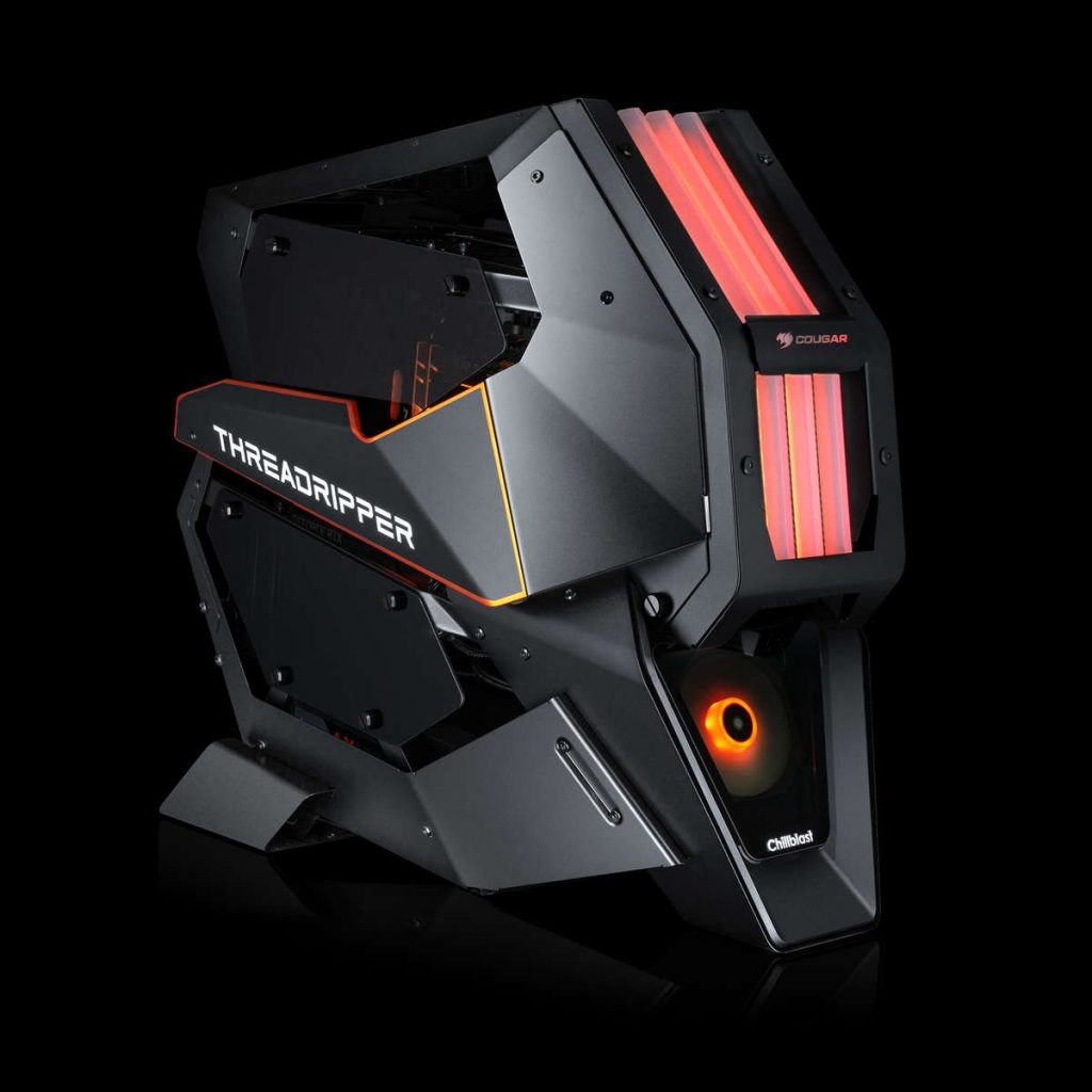 Image of the Chillblast Fusion Conqueror Ultimate Gaming PC