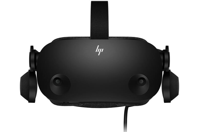 Image of the HP Reverb G2 VR headset for Flight Sim