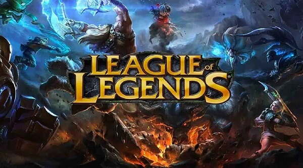 Promo image for League of Legends