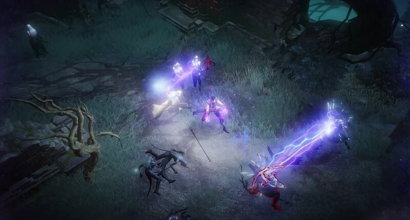 Promotional image for the game Diablo 4