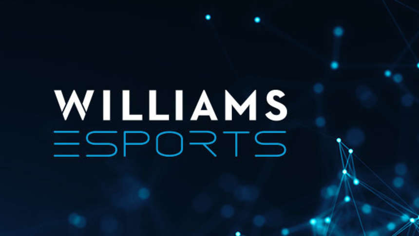 Official Williams Esports PCs