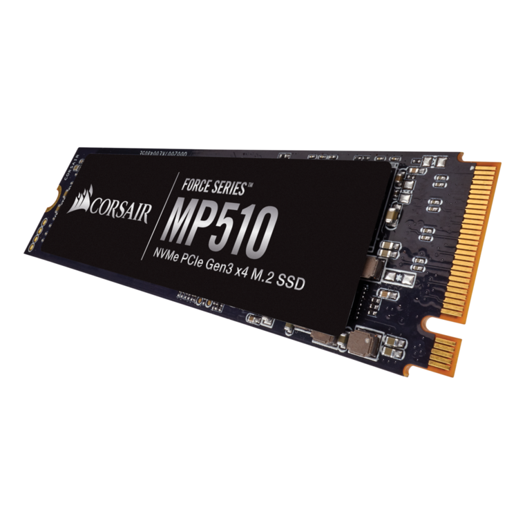 Corsair MP510 M.2 SSD Review