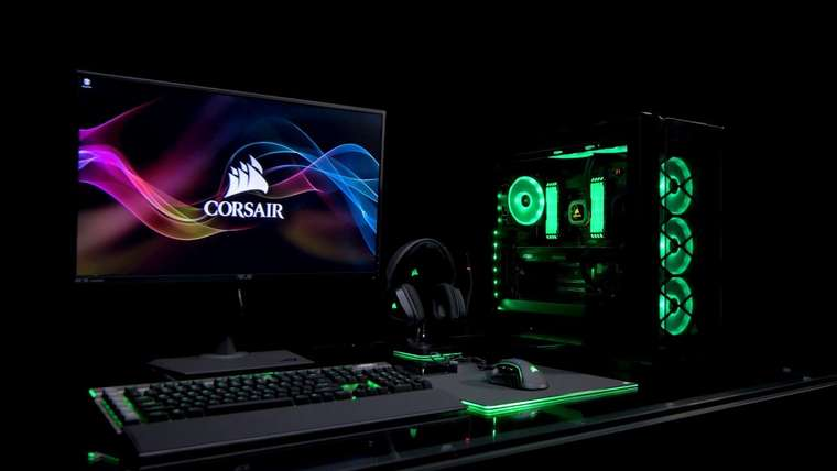 Corsair iCUE – Bringing RGB and Gaming Power Together