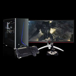 Chillblast Fusion RTX 2060 Custom Sim PC - Bronze Bundle