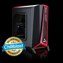 Chillblast Fusion GTX 1080 Custom Gaming PC