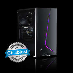 Chillblast Fusion Ryzen 5 RTX 2060 Super Custom Gaming PC
