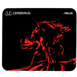 Asus Cerberus Plus Mouse Mat - Red