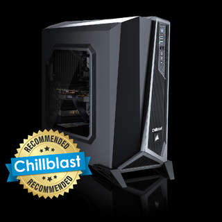 Chillblast Fusion GTX 1080 Custom Gaming PC - Limited Nighthawk Edition