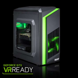 Chillblast Fusion Arrow Gaming PC (Next Day Edition) - Green