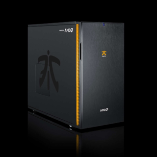 Fnatic Official GTX 1070 Ti Ryzen 7 Gaming PC - Outlet