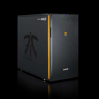 Chillblast Fnatic Official RX 460 Gaming PC