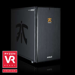 Chillblast Fnatic Official RX 590 Ryzen 7 Gaming PC