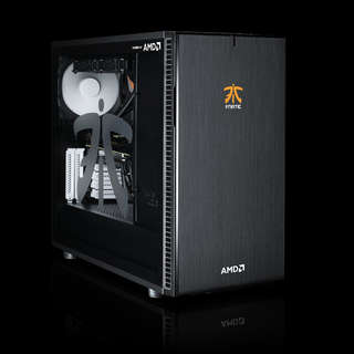 Chillblast Fnatic Official RTX 2080 Ryzen Gaming PC