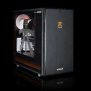 Chillblast Fnatic Official Ultimate Threadripper Gaming PC