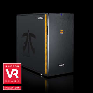 Chillblast Fnatic Official RX 580 Ryzen 7 Gaming PC