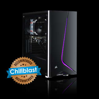 Chillblast Fusion GTX 1650 Super Custom Gaming PC