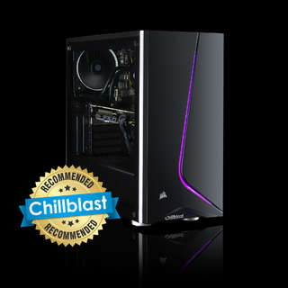 Chillblast Fusion GTX 1080 Ti Custom Gaming PC