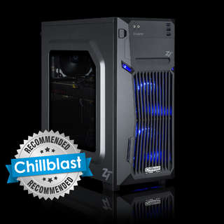 Chillblast Fusion RX 480 Custom Gaming PC - Stock Arriving 19th January