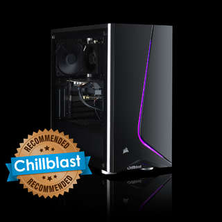 Chillblast Fusion Ryzen 5 GTX 1660 Ti Custom Gaming PC