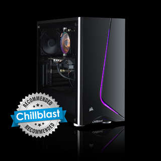 Chillblast Fusion Ryzen 5 RTX 2060 Custom Gaming PC