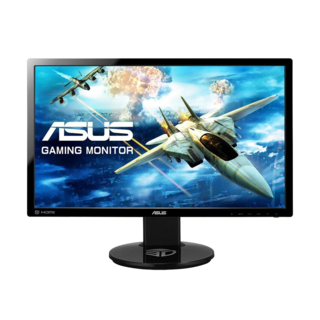 "24"" Asus VG248QE TN 144Hz 1ms Full HD Monitor (ex demo) - Free COD: Black Ops 4"