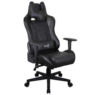 AC220 Air Gaming Chair -  Black