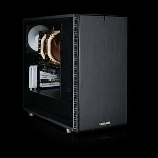 Chillblast Fusion Lucifer Streaming /Gaming PC - Outlet