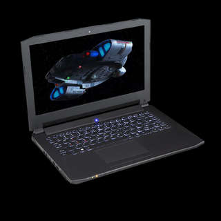 "Chillblast Defiant 7 Mini 14"" GTX 1050 Ti Gaming Laptop"