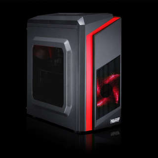 Chillblast Fusion Imp Gaming PC - Black/Red - Outlet