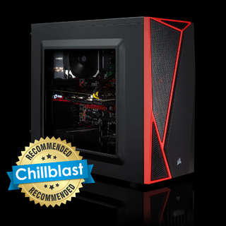 Chillblast Fusion GTX 1070 Custom Gaming PC