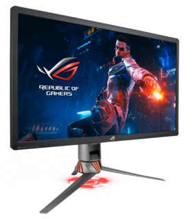 "27"" Asus PG27UQ Overclockable UHD Gaming Monitor"