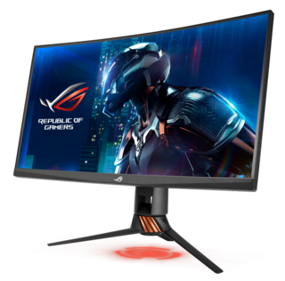 "27"" Asus PG27VQ 2K Curved Gaming Monitor"