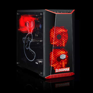 Chillblast Official Slogoman Gaming PC - Outlet