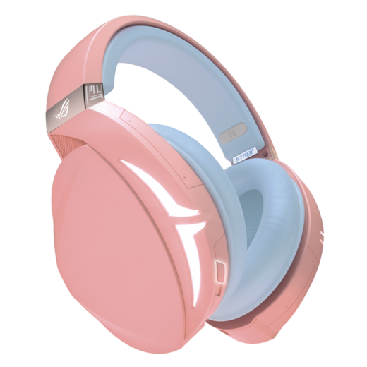 Asus ROG Strix Fusion 300 Gaming Headset - Pink