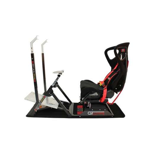 Next Level Racing - Flight and Racing Simulator Bundle