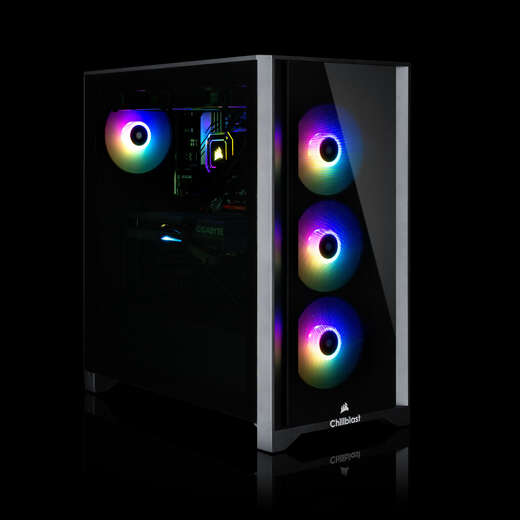 Chillblast Fusion Palladium 3060 Gaming PC