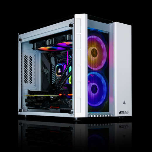 Chillblast Fusion Crystal Gaming PC