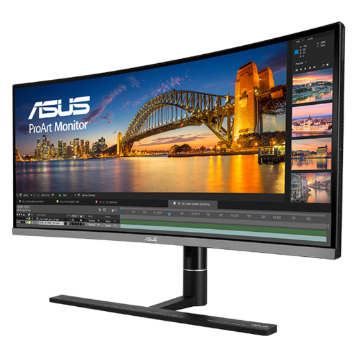 "34"" Asus ProArt PA34VC UltraWide Curved Professional Monitor"