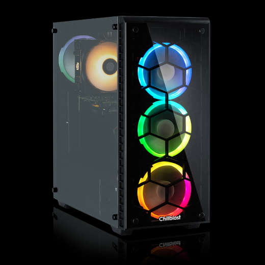 Chillblast Fusion Sorcerer RGB GTX 1660 Super Gaming PC