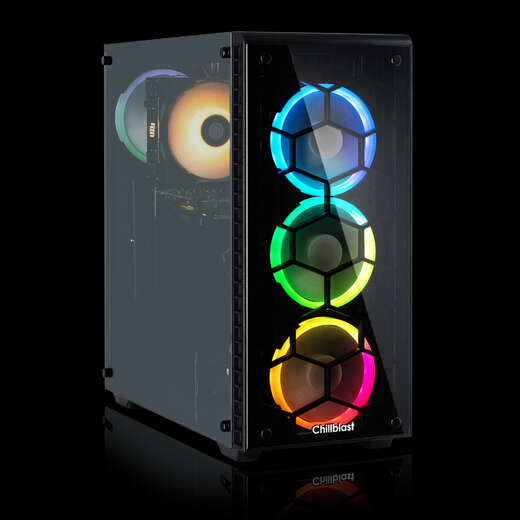 Chillblast Fusion Sorcerer RGB RTX 3060 Gaming PC