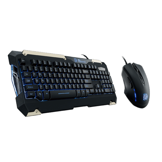 TT E-Sports Commander Gaming Keyboard and Mouse