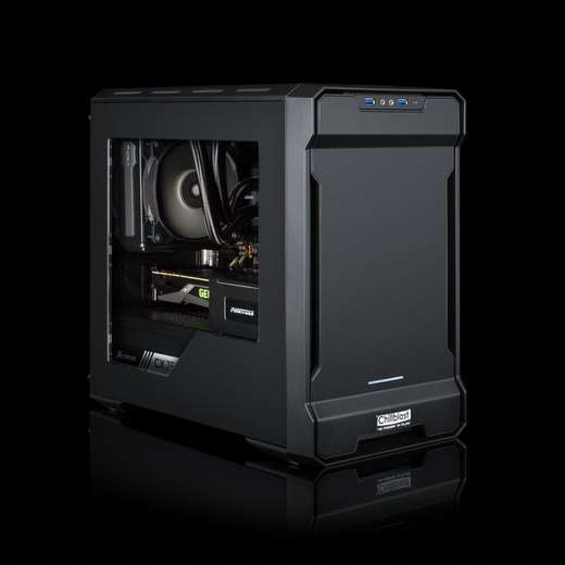 Chillblast Fusion V10 Black Gaming PC - (Ex-Demo)